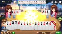 斗地主: 三家超级加倍的牌, 我两炸弹看谁笑到最后