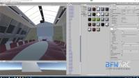 Unity3D 2017.1 一个会议室室内 ...