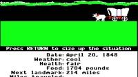 Apple II怀旧游戏(第2期)——俄勒冈州之路一命速通