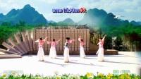 艺莞儿兰州蝶恋舞蹈队:古典舞-缥香醉5人版,编舞:艺莞儿老师