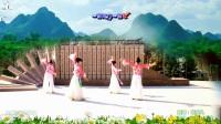 艺莞儿兰州蝶恋舞蹈队:古典舞-缥香醉,编舞:艺莞儿老师