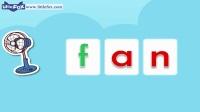 Word Families 3_ Dan Ran | Level 1 | By Little Fox