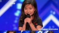 9岁华裔女孩 英语歌 学习英语1