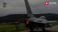 战斗机的发动机引擎有多猛? 隔着屏幕都能感觉到热浪