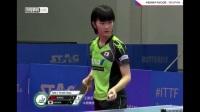 2017年乒乓球世青赛女团决赛 中国 VS 日本