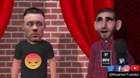 UFC 卡通笑话 Colby Covington Stand up Comedy Show-- UFCZG MMAZG
