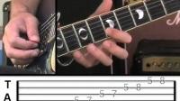 白领天使HD-电吉他教程-Blues Scale, Hammer-Ons and Pull-Offs