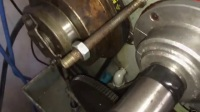 Lathe Spindle Tachometer Install