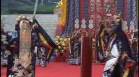 大宝法王噶玛巴金剛舞-2014嘎千蓮師初十法會(2/4)