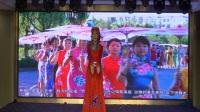 20171202金铭制衣在萨丁岛联谊会蒙古族舞蹈王翠萍表演《心之寻》          彭福森摄