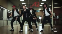 The Evolution of Michael Jackson's Dance-By Ricardo Walker's Crew