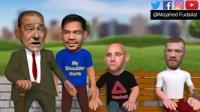 UFC 搞笑动漫 Manny Pacquiao VS Conor Mcgregor