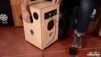 Magik Cajon Tutorial - the first electronic cajon