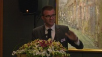 欧盟中国商会副主席、上海区主席Carlo D'Andrea 先生致辞