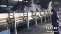 青岛恒林集团,铸造专用 ZZ417 自动化垂直造型线