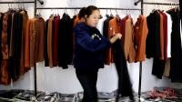 衣源购328期加绒加厚蕾丝打底衫秋冬服装批发货源