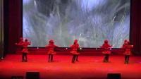 金玉水兵舞团表演《雪山姑娘》