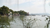 杭州:(1)西湖