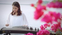 苏苏古筝演奏《大海》2