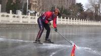 冰上旋律--鲅鱼圈雄风滑冰俱乐部 [高质量和大小]