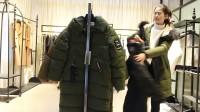 杭州思域服饰第75期杂款棉服20件一份,原价是1160元一份,现双12活动打8.5折,折后价986元一份已清