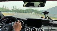 2017 AMG驾驶学院珠海站 教练驾驶AMG C 43赛道演示