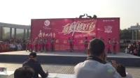 乐山决赛第一名乐山蓝雁艺术团--舒心的日子扭着过(越舞越好看乐山决赛)--洪哥摄像