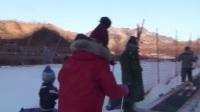 河北唐山遵化马兰峪----滑雪