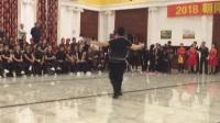 王丽萍、姜丽艳2017年12月10朝阳体育舞蹈年会表演