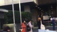 江歌案日本开庭 大量媒体聚集法院门口
