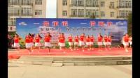 黑龙绿色米都馨月广场舞2017年6月14日,参加红卫农场举办的,家庭医生就在你身边的宣传活动,