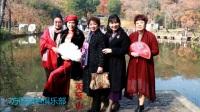 古镇旗袍枫叶情(2)