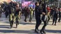 201712月10北京陶然亭公园北门晨练第十套水兵舞