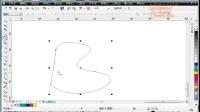CorelDRAW第23课:贝塞尔工具的运用