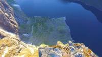 Kjerag from the air -老外飞行器拍摄的挪威景色2  相当震撼