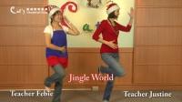 凯斯英语歌谣律动教学Jingle World Demo