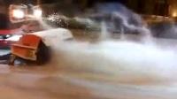同辉汽车多功能城市清扫机QTH8501为冬日雪天出行的您保驾护航--15712702379