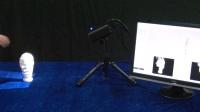 EinScan-S桌面3D扫描仪丨操作视频丨自由扫描