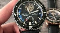 【评测】宝珀五十噚系列5025-3630-52A腕表