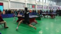 肖  婕vs陈艺峰_20171210成都乒搏体育蝴蝶杯单打四分之一决赛