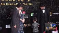八卦:霍思燕杜江现身电影节颁奖礼 嗯哼打哈欠超可爱