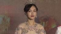 现场:唐嫣头戴比利时王室古董级皇冠亮相 与苏芒一起为品牌站台打call