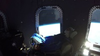 Mannequin Skywalker%u2019s ride to space onboard Crew Capsule 2.0