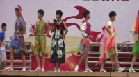 台山市武溪中学建校32周年校庆节目之初一5班环保时装秀