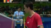 林丹VS陶菲克 2010亚运会 男团半决赛视频