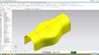 UGNX10.0曲面实例4-钻石棱镜设计教程