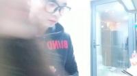 2017.12.14 杭州晚上  超市买菜在亦菲家做饭 主播大连麦  效果爆炸 熊猫TV口罩卡直播间录像
