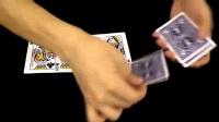 魔术变玫瑰花教学 关于纸牌魔术教学视频 最简单速成魔术
