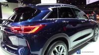 2017 洛杉矶车展实拍 英菲尼迪 Infiniti QX50 AWD