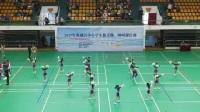 北京第二实验小学健美操社团首战